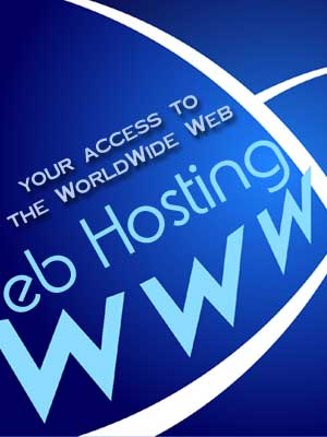 Web hosting for your website - Free or paid web hosting.